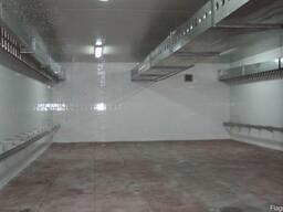 Воздуховоды из нержавеющей стали для климатической камеры - фото 1