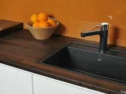Врезка кухонной мойки в Орше