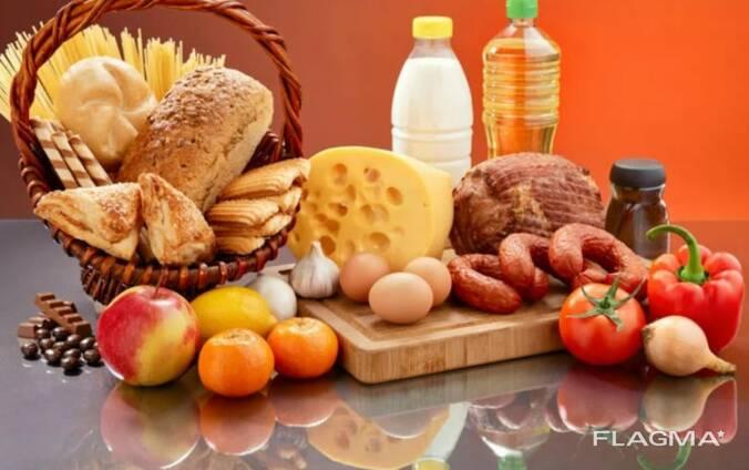 Все продукты питания оптом со скидкой