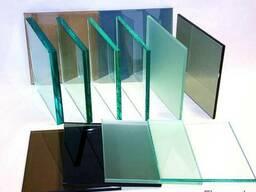 Все виды листового стекла