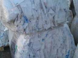 Все виды отходов полимеров. Пленка, мешки, ящики, и т.д.