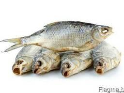 Вяленая рыба в ассортименте. Доставка по Беларуси.