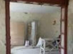 Вырезать проем в ФБС Бетоне Фундаменте Демонтаж стен зданий