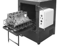 Высокотемпературная мойка узлов и агрегатов