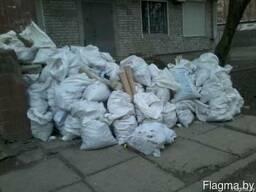 Вывоз бытового и строительного мусора.