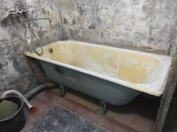 Вывоз чугунные ванн