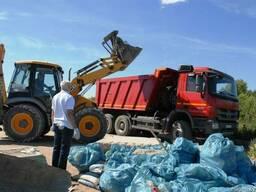 Вывоз мусора, Вывоз строительного мусора