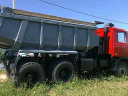 Вывоз снега, мусора, отходов. Самосвалы 20 тонн.