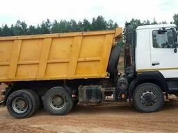 Вывоз строительного мусора в Витебске. Есть грузчики