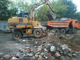 Вывоз строительного мусора Витебск