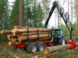 Вывозка древесины