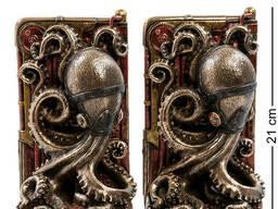 WS-913 Держатель книг в стиле Стимпанк «Осьминог»