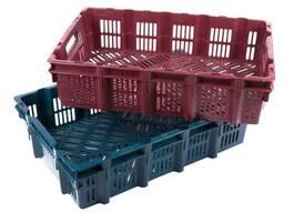 Ящик №18; 595х395х150 мм пластиковый