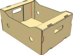 Ящик для овощей (Овощной лоток) 8 кг - фото 2