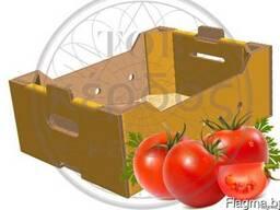 Ящик для помидоров на 6 кг