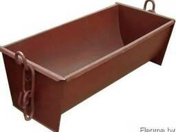 Ящик каменщика ЯР-1Б для раствора, бетона