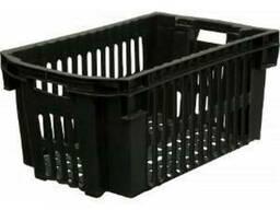 Ящик пластиковый 600х400х300 сплошной арт. 210