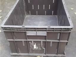 Ящик пластиковый колбасный б. у. в любом количестве