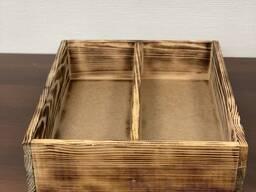 Ящик подарочный, упаковка для бутылок, сувениров