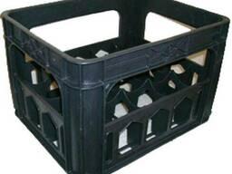 Ящик вино-водочные Ящики Пластиковая тара