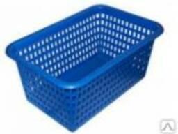 Ящик515х341х232 ммпластиковый для кондитерских изделий. ..