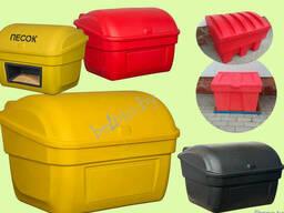 Ящика для песчано-солевой смеси 150л