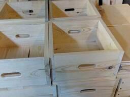 Ящики деревянные.