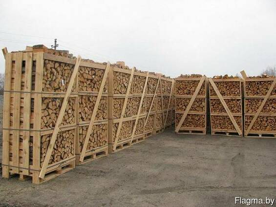 Ящики для дров 1RM, 1.8RM, 2RM
