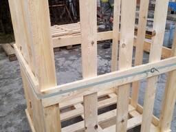 Ящики для дров