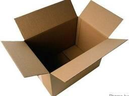 Ящики из гофрированного картона и лотки кондитерские