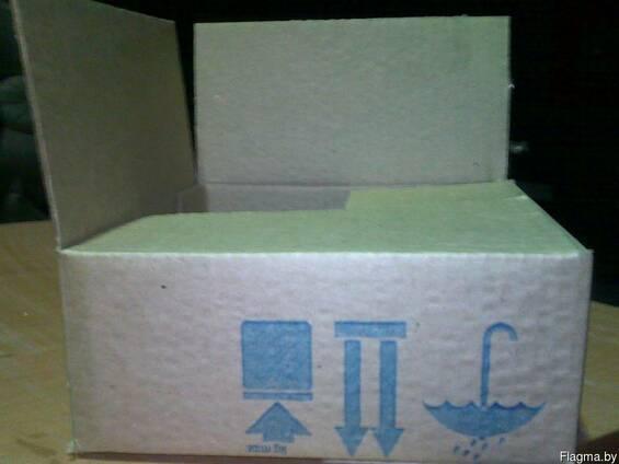 Ящики из гофрокартона