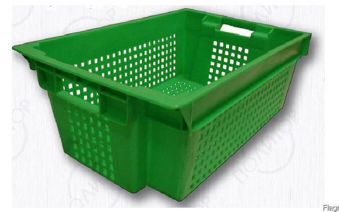 Ящики пластиковые 600-400-200