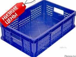 Ящики пластиковые (в наличии и под заказ)