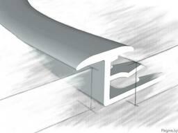 Z-образный профиль для плитки и ламината 31401М. ..