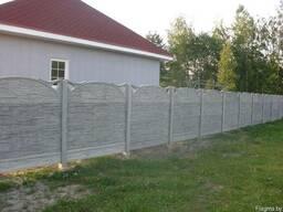 Забор - фото 1