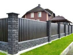 Забор - фото 2