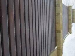 Забор деревянный 1001