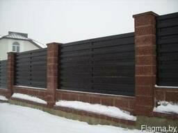 Забор деревянный 1008