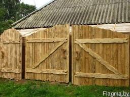 Забор деревянный Z-14
