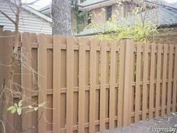 Забор деревянный Z-15