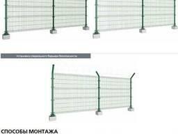 Забор, ограждения, ворота установить - фото 3