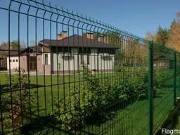 Забор-сетка 3D
