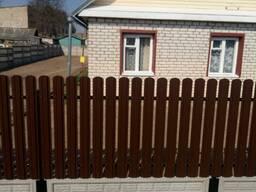 Заборы, ограждения, ворота, калитки Пуховичский район - фото 3