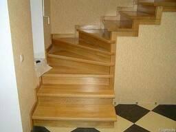 Под заказ деревянные лестницы - фото 5