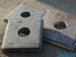Закладные изделия из листового металла