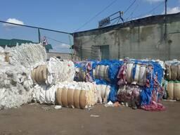 Закупаю полимерные отходы всех видов в прессованном виде