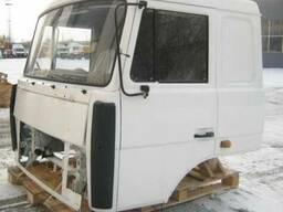 Замена каркаса кабины МАЗ 6422