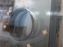 Замена стеклопакета с отверстиями в Минске