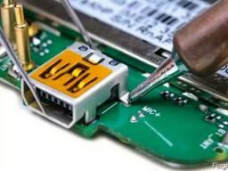 Замена разьема зарядки на телефоне, планшете