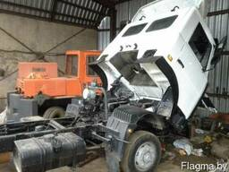 Замена сцепление на автомобиле МАЗ